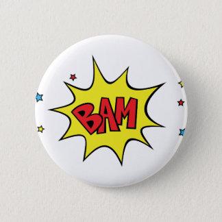 bam 2 inch round button