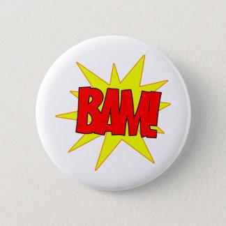 Bam! 2 Inch Round Button