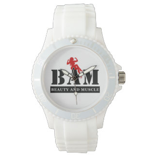 BAM Beauty & Muscle Bodybuilding Watch