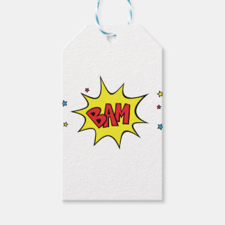 bam gift tags