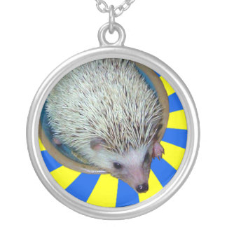 BAM! Hedgehog Necklace