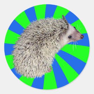 BAM! Hedgehog Stickers 2
