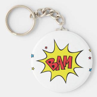 bam keychain