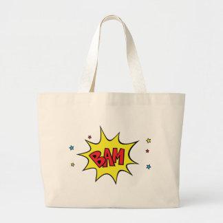 bam large tote bag