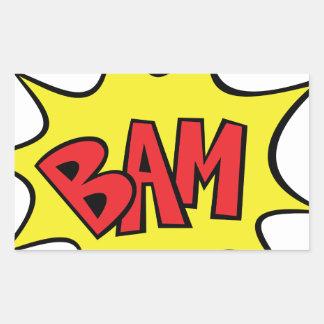 bam sticker