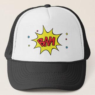 bam trucker hat