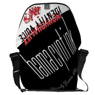 Bama Cynt Ink Commuter Bags
