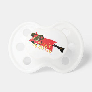 Bama's Hot Plate Pacifier