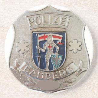 Bamberg Polizei Coaster