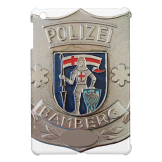 Bamberg Polizei Cover For The iPad Mini