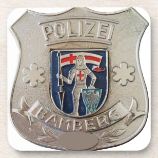 Bamberg Polizei Drink Coaster
