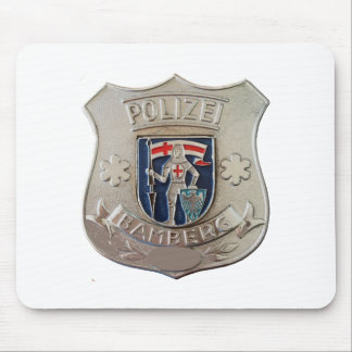 Bamberg Polizei Mouse Pad