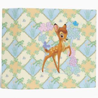 Bambi 3 Ring Binders