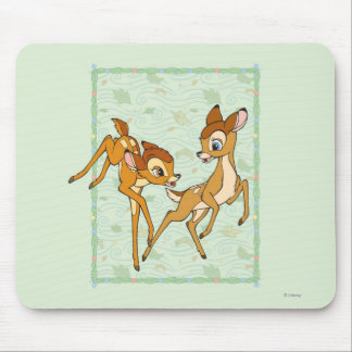Bambi and Faline Mouse Pad