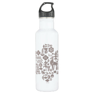 Bambi and Woodland Creatures 710 Ml Water Bottle