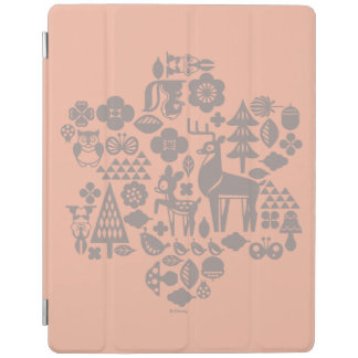 Bambi and Woodland Creatures iPad Cover