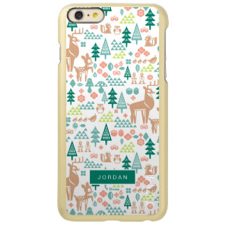 Bambi and Woodland Friends Pattern | Add Your Name