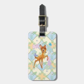 Bambi Bag Tag