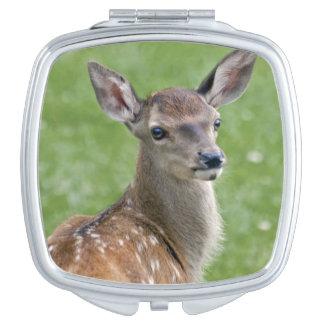 Bambi Compact Mirror