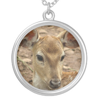 Bambi Deer Necklace