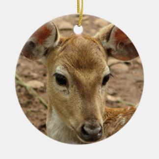 Bambi Deer Ornament