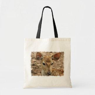 Bambi Deer Tote Bag
