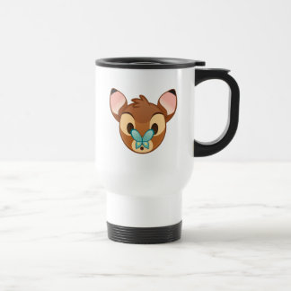 Bambi Emoji Travel Mug