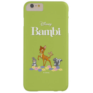 Bambi & Friends Barely There iPhone 6 Plus Case