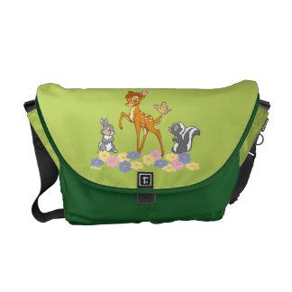 Bambi & Friends Courier Bag