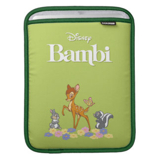 Bambi & Friends iPad Sleeve