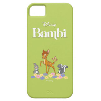 Bambi & Friends iPhone 5 Cases