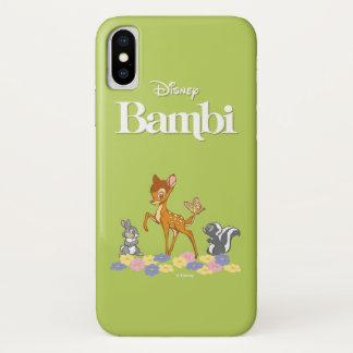 Bambi & Friends iPhone X Case