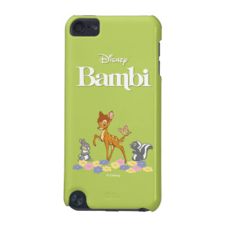 Bambi & Friends iPod Touch (5th Generation) Cover