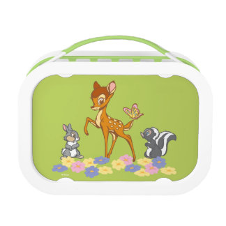 Bambi & Friends Lunch Box