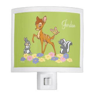 Bambi & Friends Night Light