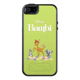 Bambi & Friends OtterBox iPhone 5/5s/SE Case