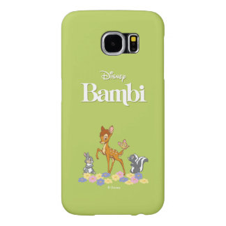 Bambi & Friends Samsung Galaxy S6 Cases