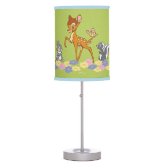 Bambi & Friends Table Lamp