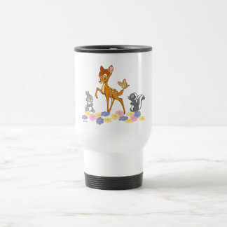 Bambi & Friends Travel Mug