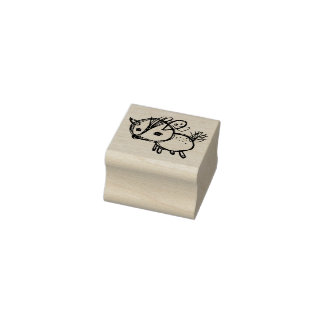 Bambi Nessie stamp (baby size)