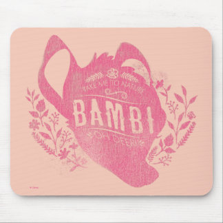 Bambi | Oh Dear Mouse Pad