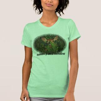 Bambi pour le président - customisé t-shirt