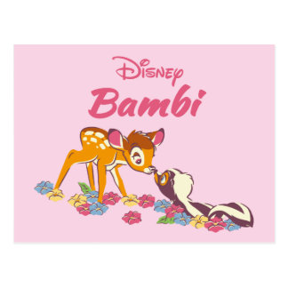 Bambi | Sweet as can be Postcard