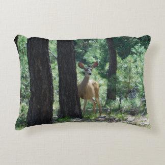 Bambi Throw Pillow