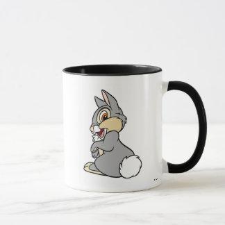 Bambi Thumper rabbit sitting Mug