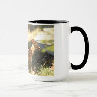 Bambi x 2 mug
