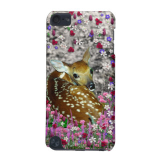 Bambina the Fawn in Flowers II iPod Touch 5G Case