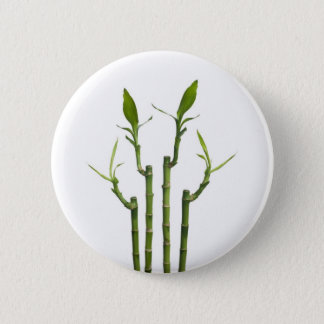 Bamboo 2 Inch Round Button