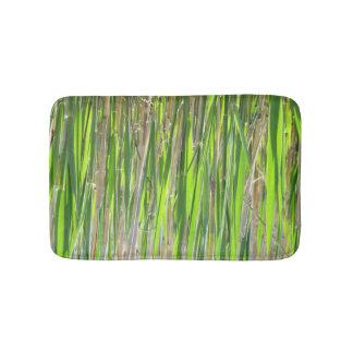 Bamboo Against the Sun Bathroom Mat