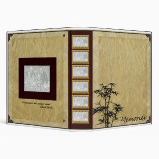 Bamboo Album Vinyl Binder
